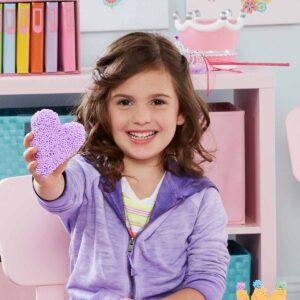 Пяна за моделиране Playfoam - 4 броя - Детски играчки