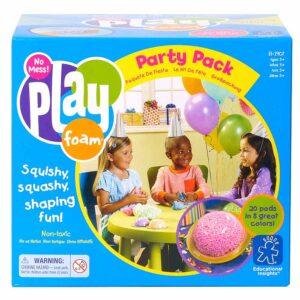Пяна за моделиране - парти опаковка - 20 броя - Детски играчки