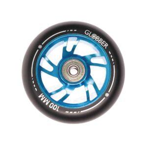 Резервно колело за тротинетка за трикове Globber GS540, синьо - Тротинетки - Играчки за навън - Резервни части