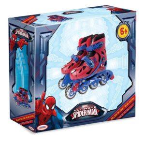 Ролери за деца 30-33 номер, Спайдърмен - Играчки за навън - Ролери и ролкови кънки - Spider-Man