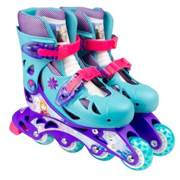 Ролери за деца 30-33 номер, Замръзналото кралство - Играчки за навън - Ролери и ролкови кънки - Frozen