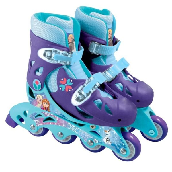 Ролери за деца 34-37 номер, Замръзналото кралство - Играчки за навън - Ролери и ролкови кънки - Frozen