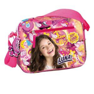Розова ръчна чанта - Сой Луна - За детето - Soy Luna - Детски чанти и портмонета