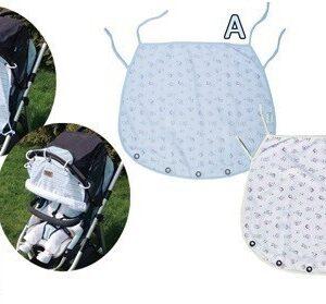 Сенник за детска количка - Бебешки колички - Аксесоари за бебешки колички