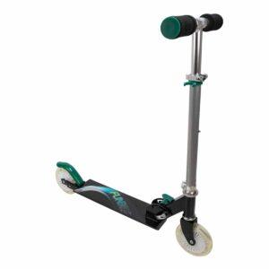 Сгъваема тротинетка с 2 светещи колела - FUNBEE - Тротинетки - Играчки за навън - Тротинетки с 2 колела за големи и деца