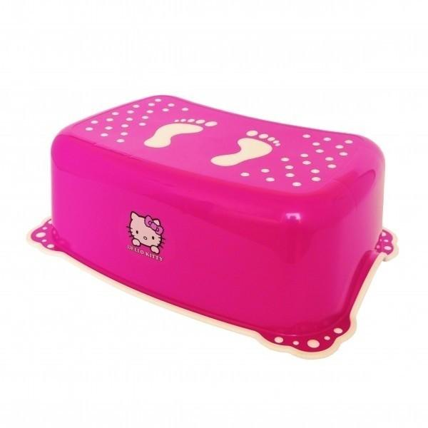 Стъпало за баня - Hello Kitty - За бебето - Детски и бебешки аксесоари за баня - Стъпала за баня - Hello Kitty