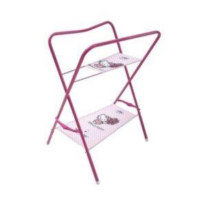 Стойка за вана Hello Kitty розова - За бебето - Детски и бебешки аксесоари за баня - Стойки за вана - Hello Kitty