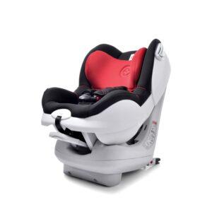 Стол за кола Kide-Червен - Детски и бебешки столчета за кола - Детски и бебешки столчета за кола - Възраст 0/1г. (0-18кг.)