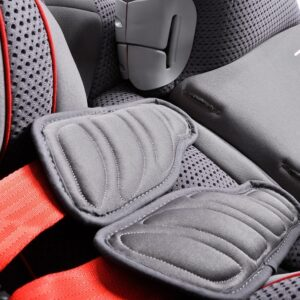 Стол за кола ZITI FIX Sport - Черно - Детски и бебешки столчета за кола - Детски столчета за кола - Възраст 1/2/3г. (9-36 кг.)