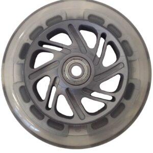 Светещи предни колела за тротинетка, 2 бр. - Тротинетки - Играчки за навън - Резервни части