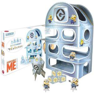 Тайната база на Миньоните, Minions - Детски играчки - Други занимателни и спортни играчки - Minions