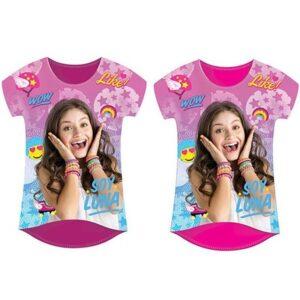 Тениска за деца - Soy Luna - Детски дрехи и обувки - Тениски за момичета - Soy Luna