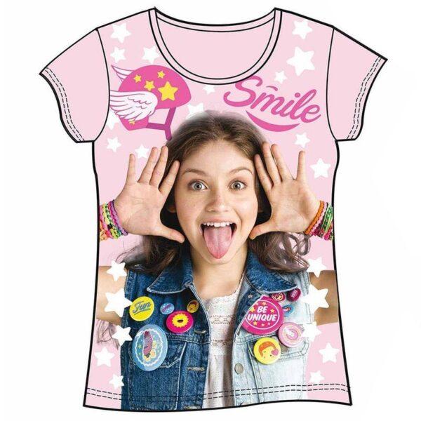 Тениска за момиче - Сой Луна - Детски дрехи и обувки - Тениски за момичета - Soy Luna