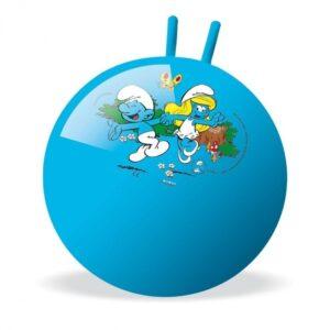 Топка за скачане, Смърфовете - Детски играчки - Активност - топки за скачане - The Smurfs