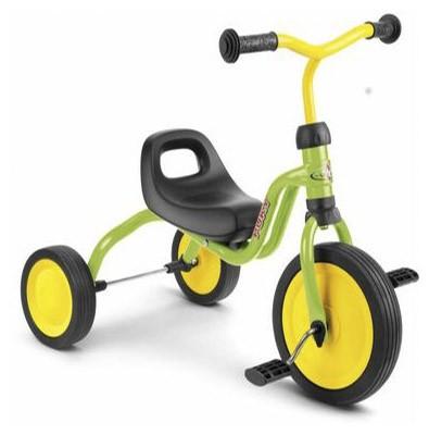 Триколка с педали за деца над 18 месеца PUKY FITSCH зелена - Играчки за навън - Детски триколки и четириколки