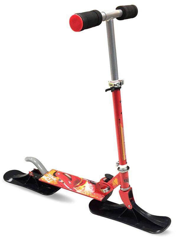 Тротинетка 2 в 1 - скутер и ски - Тротинетки - Играчки за навън - Disney Cars