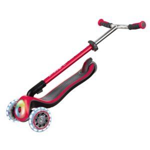 Тротинетка Elite Prime със светещи колела - Червена - Тротинетки - Играчки за навън - Тротинетки с 3 колела за деца