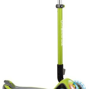 Тротинетка Elite Prime със светещи колела - Зелена - Тротинетки - Играчки за навън - Тротинетки с 3 колела за деца