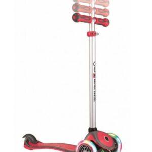 Тротинетка Evo Comfort Lights - Червена - Тротинетки - Играчки за навън - Тротинетки с 3 колела за деца - Tротинетки 5 в 1