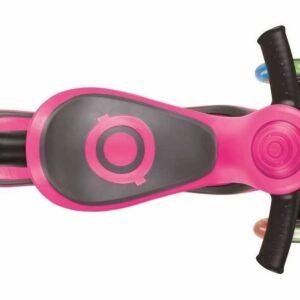 Тротинетка Evo Comfort Lights - Розова - Тротинетки - Играчки за навън - Тротинетки с 3 колела за деца - Tротинетки 5 в 1