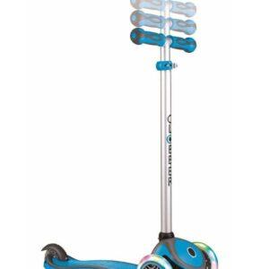 Тротинетка Evo Comfort Lights - Синя - Тротинетки - Играчки за навън - Тротинетки с 3 колела за деца - Tротинетки 5 в 1