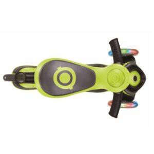 Тротинетка Evo Comfort Lights - Зелена - Тротинетки - Играчки за навън - Тротинетки с 3 колела за деца - Tротинетки 5 в 1