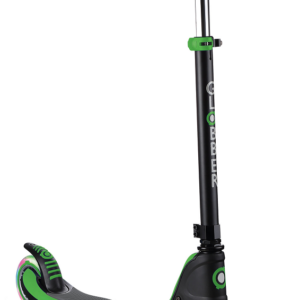 Тротинетка Flow 125 Light с нова T-образна кормилна рамка - Зелена - Тротинетки - Играчки за навън - Тротинетки с 2 колела за големи и деца