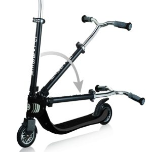 Тротинетка Flow Foldable 125 - Черна - Тротинетки - Играчки за навън - Тротинетки с 2 колела за големи и деца