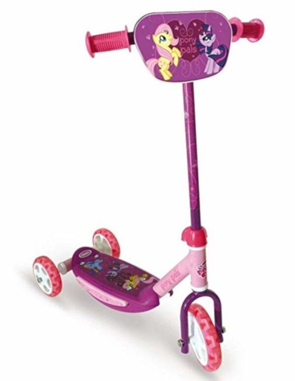 Тротинетка - Малкото Пони - Тротинетки - Играчки за навън - Тротинетки с 3 колела за деца - My Little Pony