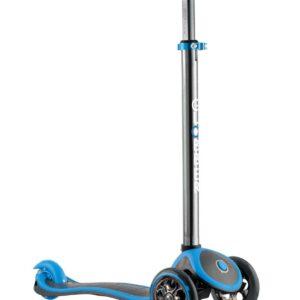 Тротинетка My Free Titanium с изтегляща се дръжка - Синя - Тротинетки - Играчки за навън - Тротинетки с 3 колела за деца