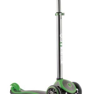 Тротинетка My Free Titanium с изтегляща се дръжка - Зелена - Тротинетки - Играчки за навън - Тротинетки с 3 колела за деца