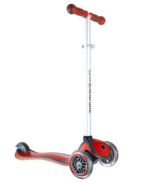 Тротинетка My Free за деца с регулируема височина - Червена - Тротинетки - Играчки за навън - Тротинетки с 3 колела за деца