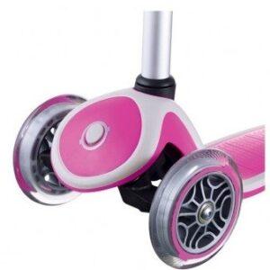Тротинетка My Free за деца с регулируема височина - Розова - Тротинетки - Играчки за навън - Тротинетки с 3 колела за деца
