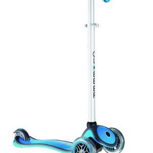 Тротинетка My Free за деца с регулируема височина - Светло синя - Тротинетки - Играчки за навън - Тротинетки с 3 колела за деца