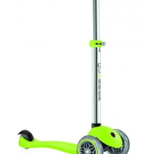 Тротинетка Primo с регулируема височина - Неоново зелено - Тротинетки - Играчки за навън - Тротинетки с 3 колела за деца