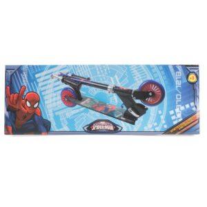 Тротинетка с две колела - Спайдърмен - Тротинетки - Играчки за навън - Тротинетки с 2 колела за големи и деца - Spider-Man