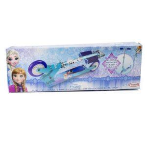 Тротинетка с две колела за деца над 5 години - Frozen - Тротинетки - Играчки за навън - Тротинетки с 2 колела за големи и деца - Frozen
