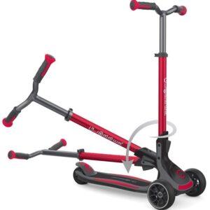 Тротинетка за деца и възрастни Globber Ultimum - Червена - Тротинетки - Играчки за навън - Тротинетки с 3 колела за деца