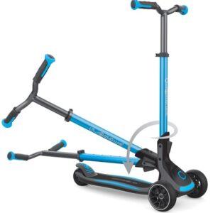 Тротинетка за деца и възрастни Globber Ultimum - Небесно синя - Тротинетки - Играчки за навън - Тротинетки с 3 колела за деца