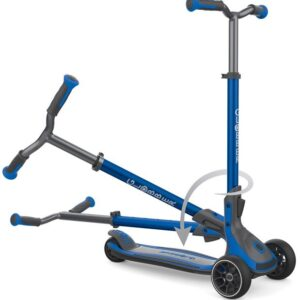 Тротинетка за деца и възрастни Globber Ultimum - Тъмно синя - Тротинетки - Играчки за навън - Тротинетки с 3 колела за деца