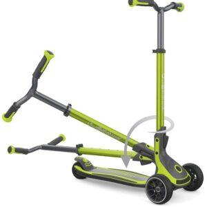 Тротинетка за деца и възрастни Globber Ultimum - Зелена - Тротинетки - Играчки за навън - Тротинетки с 3 колела за деца