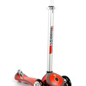 Тротинетка за деца Primo Plus Ferrari - Червена - Тротинетки - Играчки за навън - Тротинетки с 3 колела за деца