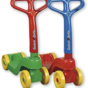 Тротинетка за деца с 4 колела, Unico - Тротинетки - Играчки за навън