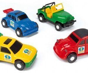 Цветни детски колички - Детски играчки - Детски камиончета и коли