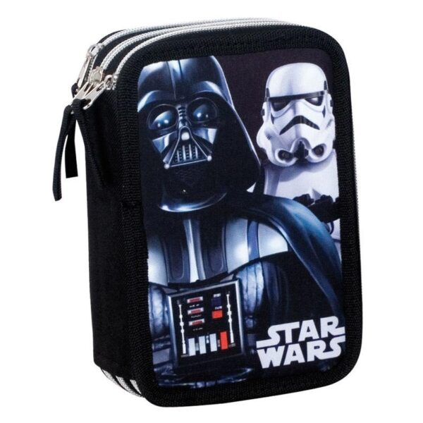 Ученически несесер - Star Wars - Ученически пособия - Ученически несесери - За детето - Star Wars