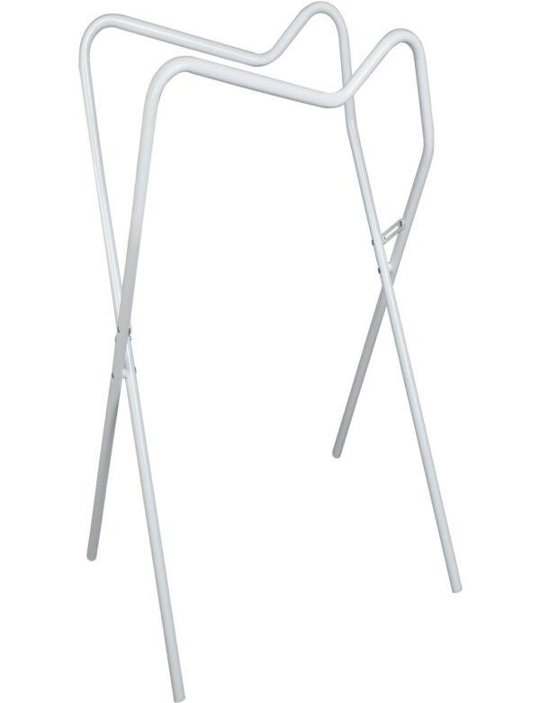 Универсална стойка за баня-Бяла - За бебето - Детски и бебешки аксесоари за баня - Стойки за вана