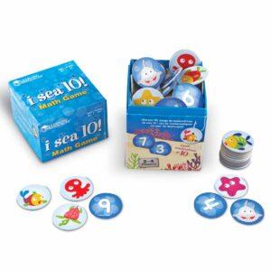 Виждам 10! - детска игра за смятане - Детски играчки