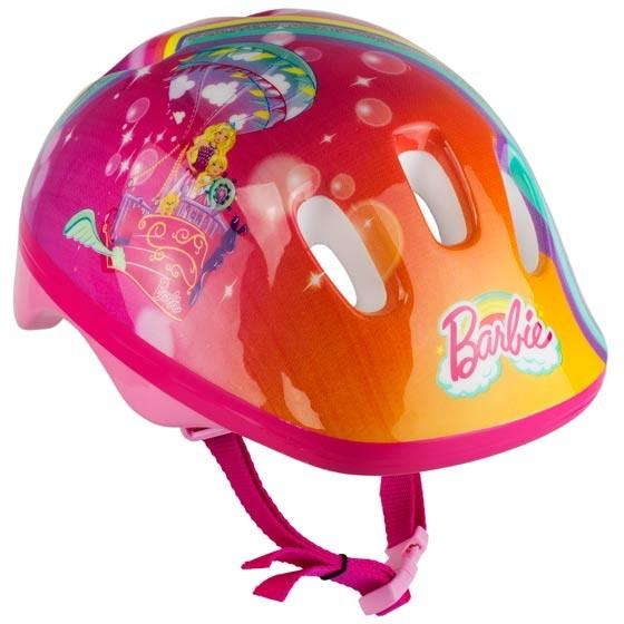 Защитна каска за деца, BARBIE, S - Играчки за навън - Протектори - каски, налакътници, наколенки - Barbie