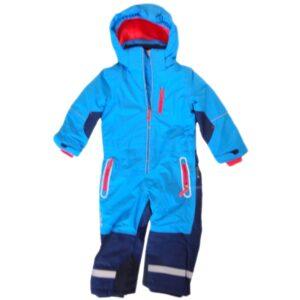Зимен гащеризон за деца , Светло син - Детски дрехи и обувки - Зимни спортни екипи
