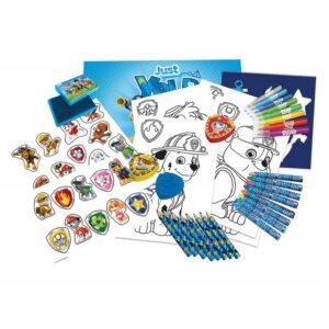 Детска кутия с пособия за рисуване 3 в 1 PAW PATROL - Детски играчки - Комплекти за рисуване - PAW Patrol